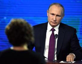 Tổng thống Putin lên tiếng việc Mỹ rút quân khỏi Syria