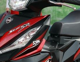SYM Việt Nam gia nhập cuộc chơi underbone với Star SR 170