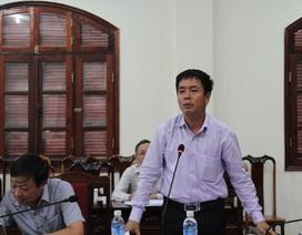 Hà Tĩnh: Nhiều lãnh đạo huyện bị kỷ luật vì sai phạm trong quản lý đất đai