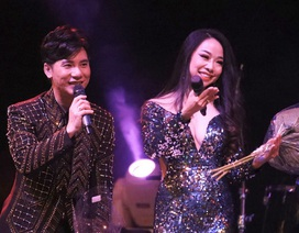 Ca sĩ Ngọc Châu lưu diễn ra mắt Album Lại Nhớ Người Yêu