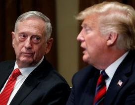 Bộ trưởng Quốc phòng Mỹ bất ngờ từ chức vì bất đồng chính sách với Tổng thống Trump