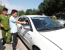 Thuê xe ô tô đi dọc quốc lộ 1A để trộm tài sản