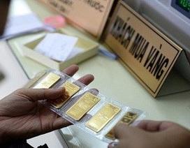 Giá vàng SJC chỉ còn cao hơn thế giới 1 triệu đồng/lượng