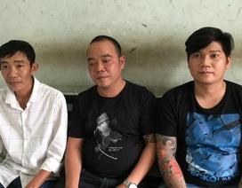 Bắt nhóm cho vay nặng lãi ở TPHCM, Bình Dương