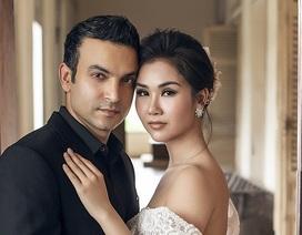 Võ Hạ Trâm bất ngờ tung ảnh cưới cùng bạn trai Ấn Độ