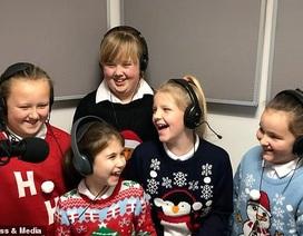 Ngôi trường hạnh phúc nhất nước Anh dịp Giáng sinh 2018