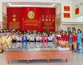 4.000 học sinh đến thăm, giao lưu tại Học viện Hải quân nhân dịp ngày 22/12
