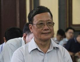 Nguyên chủ tịch ngân hàng MHB kêu oan
