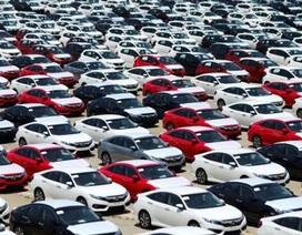 Thị trường đang dồi dào nguồn cung xe nhập