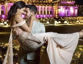 Những hình ảnh ngọt ngào của Priyanka Chopra bên chồng kém 10 tuổi