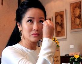 """Diva Hồng Nhung bật khóc: """"Sau ly hôn, vẫn thường xuyên gặp ác mộng…"""""""