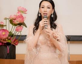 Hoa hậu Paris Vũ vừa nền nã vừa quyến rũ dự sự kiện ở Nhật Bản