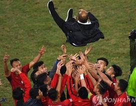"""HLV Park Hang Seo: """"Nhiều người đã khuyên tôi dừng lại khi ở trên đỉnh cao"""""""