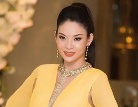 Người đẹp Hoa hậu Việt Nam trẻ trung ngỡ ngàng sau 14 năm dù đã 4 con