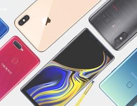 Bình chọn smartphone tốt nhất năm 2018 tại Việt Nam, quà tặng lên tới 100 triệu đồng