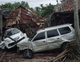 """""""Giải mã"""" sự thảm khốc của sóng thần Indonesia"""