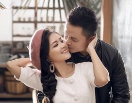 Ca sĩ Thanh Ngọc tung ảnh ngọt ngào cùng chồng đón Giáng sinh