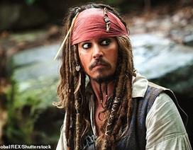 """Johnny Depp sẽ không tiếp tục làm """"cướp biển"""""""