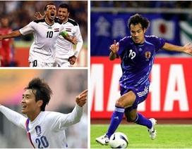 5 chân sút hàng đầu trong lịch sử Asian Cup
