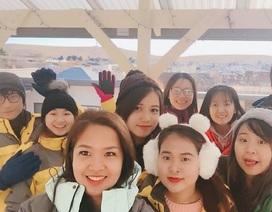 Giáng sinh đa sắc màu của du học sinh Việt trên khắp thế giới