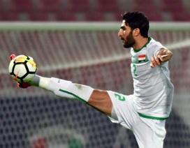 Iraq hạ Trung Quốc, Iran hòa thất vọng trước thềm Asian Cup