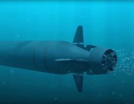 """Nga bắt đầu thử nghiệm siêu ngư lôi hạt nhân """"Thần biển"""""""