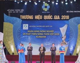 Agribank - Tự hào thương hiệu Việt Quốc gia