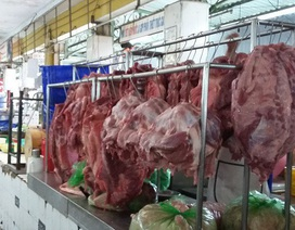 Nguy cơ thịt bẩn mang theo dịch bệnh tràn vào TPHCM