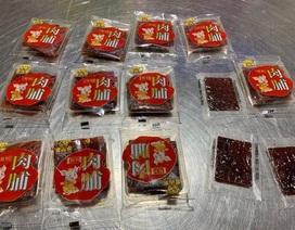 Du khách khóc ngất khi bị phạt 150 triệu đồng vì mang theo thịt khô vào Đài Loan