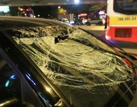 Hà Nội: Ô tô gây tai nạn liên hoàn, 2 phụ nữ mang thai nhập viện