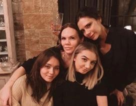 Giáng sinh đầm ấm của gia đình Beckham