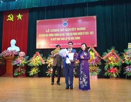 Công bố ứng viên điểm cao nhất trúng cử Hiệu trưởng Trường ĐH Y dược Hải Phòng
