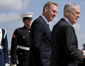 """Con đường """"chông gai"""" tới Lầu Năm Góc của quyền bộ trưởng quốc phòng Mỹ"""