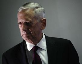 Lời nhắn nhủ cuối cùng của Bộ trưởng Quốc phòng Mỹ bị cách chức