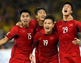 Đội tuyển Việt Nam có tuổi đời trẻ nhất ở Asian Cup 2019