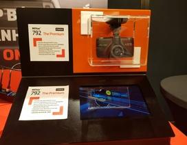 Mio mang camera hành trình dùng cảm biến Sony kết nối WiFi về Việt Nam