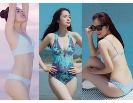 Mẹ đơn thân Dương Cẩm Lynh khoe vẻ sexy bốc lửa với bikini