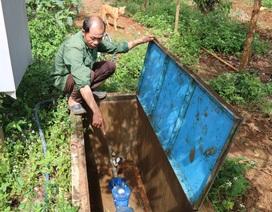 Công trình nước sạch bỏ hoang, hàng trăm tỷ đồng thành… phế liệu!