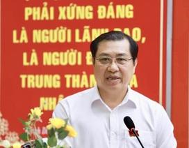 """Chủ tịch Đà Nẵng: """"Tôi từng không đồng ý giao đất cho Vũ nhôm"""""""