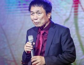 Nhạc sĩ Phú Quang nhập viện ít ngày trước đêm nhạc riêng