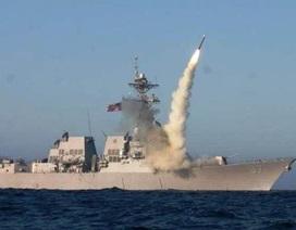 Mỹ bị cáo buộc tập hợp tên lửa Tomahawk gần Nga