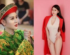 """Cô đồng gợi cảm Triệu Hà Vy khoe khéo vòng eo """"con kiến"""""""