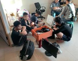 Đài Loan triệt phá đường dây thuê người Việt lừa đảo người Việt