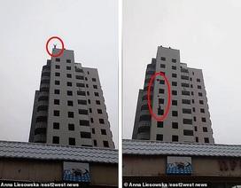 Thiếu niên dùng dù tự chế nhảy xuống từ tầng 14 để được nổi tiếng trên mạng