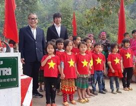 Náo nức niềm vui ngày khánh thành công trình cầu Dân trí thứ 15 tại Hà Giang