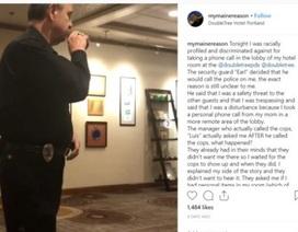 """""""Thượng đế"""" bị đuổi khỏi khách sạn trong đêm vì """"tội"""" đứng ngoài hành lang gọi điện thoại"""