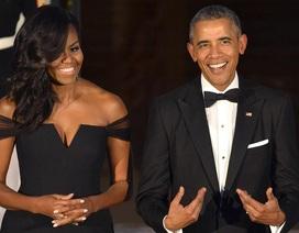 Vợ chồng ông Obama được yêu thích nhất nước Mỹ