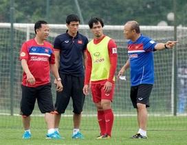 VFF tiết lộ thời gian đàm phán hợp đồng với HLV Park Hang Seo