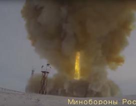 """Nga hé lộ tên lửa """"khủng"""" nhanh gấp 27 lần tốc độ âm thanh"""