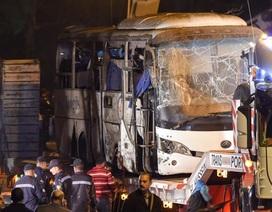 Công ty lữ hành nói gì về thông tin xe buýt đi sai đường trong vụ đánh bom ở Ai Cập?